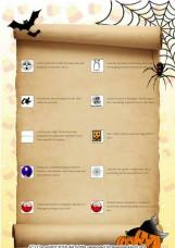 Revision Halloween Hunt