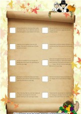 Harvest party game