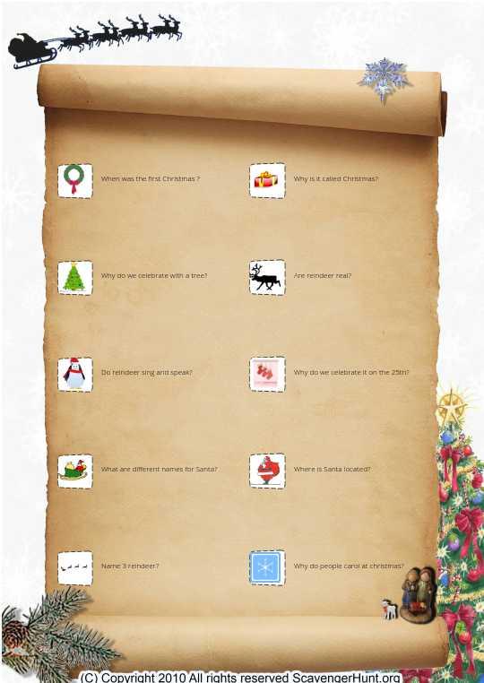Christmas Hunt1