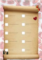 Valentines Day Scanvenger Hunt